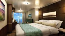 Mini suite SPA con balcón