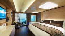 The Heaven Spa Suite avec balcon
