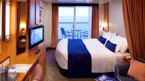 Esterna Superior con balcone e vista al Mare