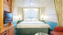 Cabina Externa con Vistas Panorámicas al Mar