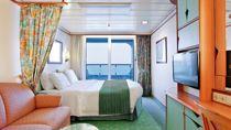 Camarote Superior Exterior con balcón