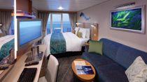 Camarote Superior con Balcon y Vistas al Mar