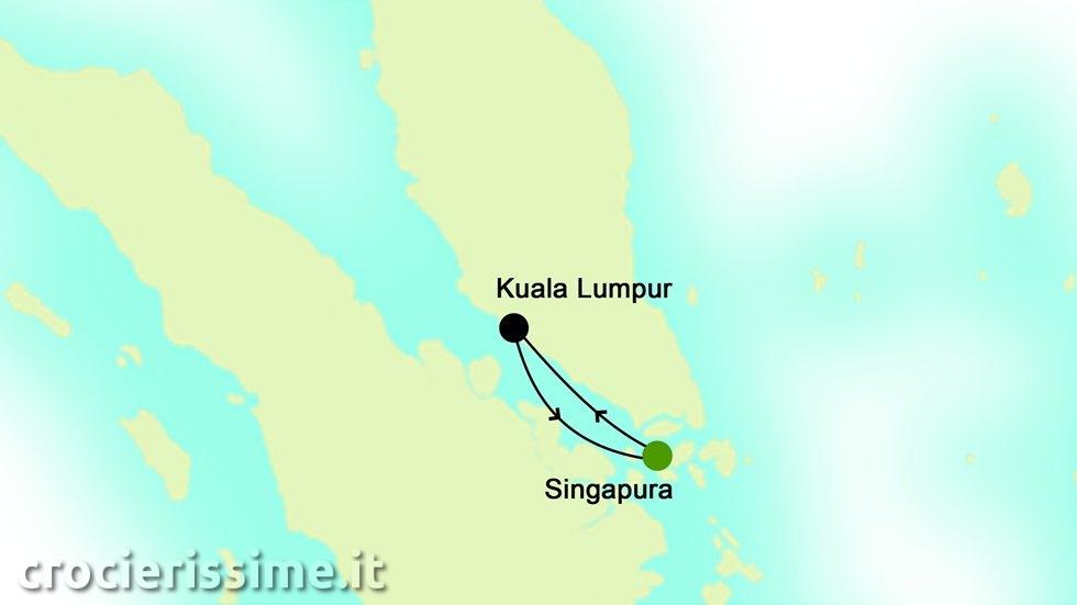 ORIENTE da Singapore