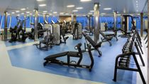 Vitality at sea SPA and fitness centre
