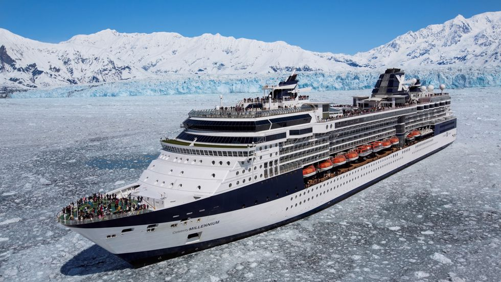 Celebrity Millennium Alaska Cruise Southbound, Alaska ...
