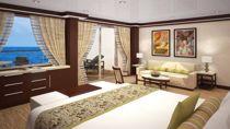 Deluxe familiale Suite