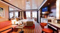 Samsara Gran Suite con veranda, jacuzzi y balcón sobre el mar