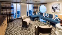 Royal Suite Familiar con balcón