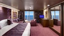 Grand Suite Deluxe MSC Yacht Club