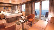 Gran suite con balcón
