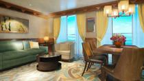 Suite 2 camere da letto con Verandah