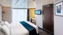 Suite con Un Dormitorio Aquatheatre y Balcón