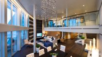 Royal Loft Suite con balcón