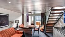Suite Duplex Deluxe Yacht Club