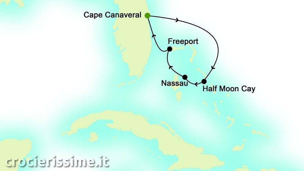BAHAMAS da Port Canaveral