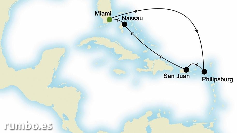 BAHAMAS desde Miami
