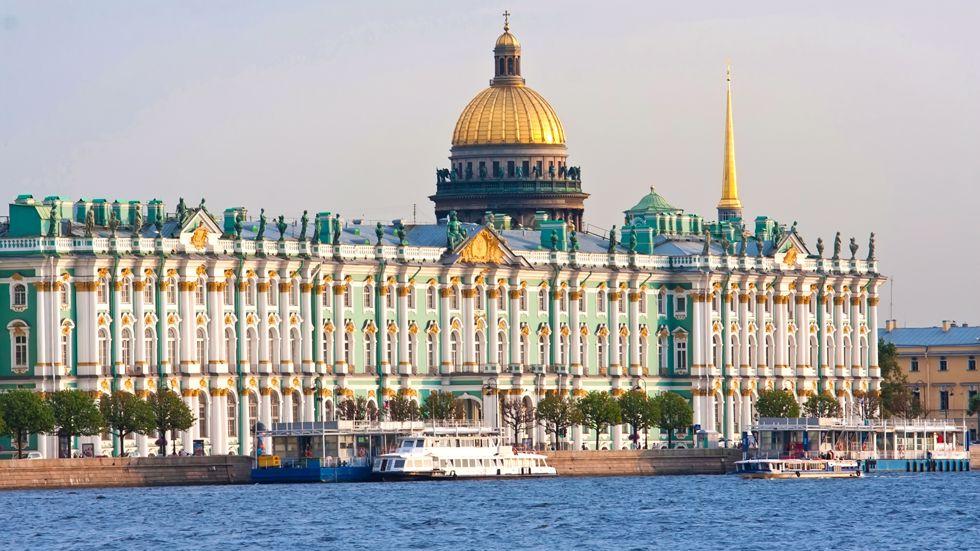 Cruceros Volga-Neva-Svir
