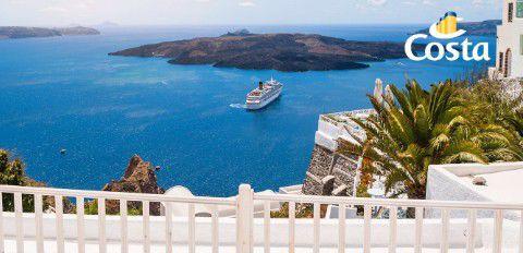 Costa Îles grecques