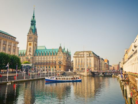 Croisière de Hambourg à Savone