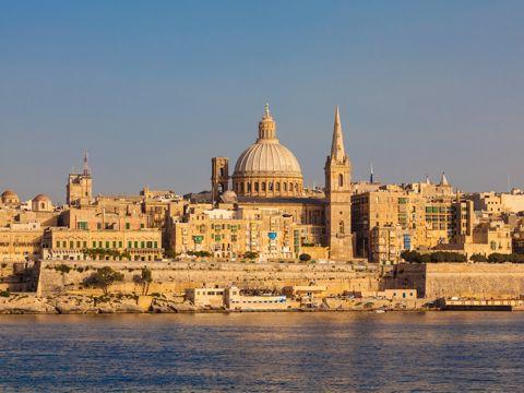 Crociera da La Valletta ad Atene (Pireo)