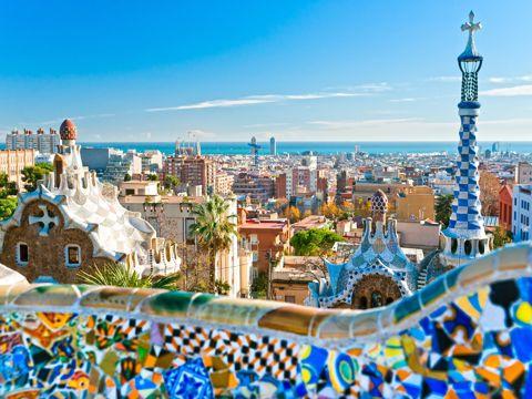 Crucero Mediterráneo de Barcelona