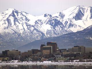 Crociere Anchorage, Alaska