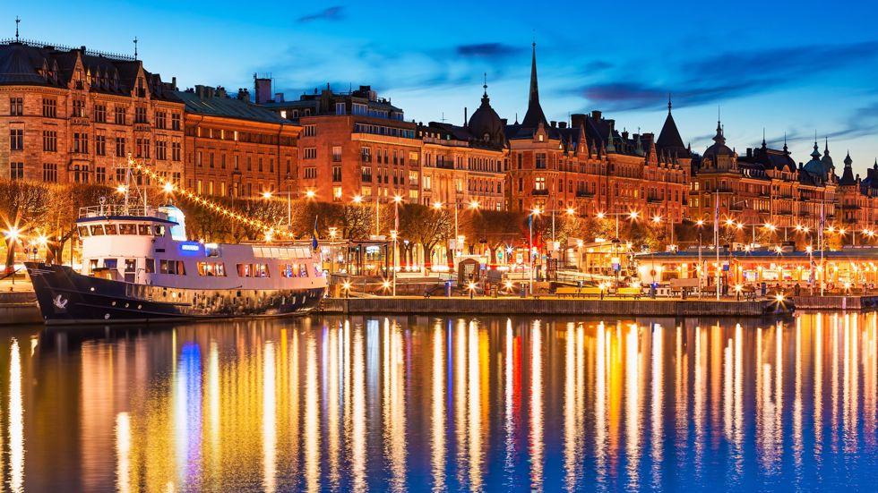 Crociere Stoccolma