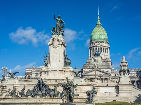 Crucero de lujo Argentina, Brasil y Uruguay