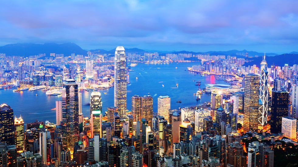 Croisières Hong Kong (Chine), Hong Kong (Chine)