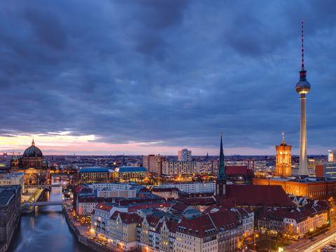 Crociera Fluviale sull'Elba da Berlino ad Amburgo