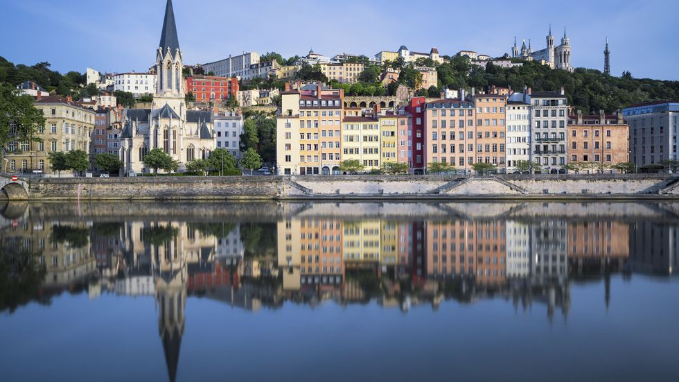 Croisières Lyon