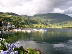 Cruceros Ulvik, Noruega