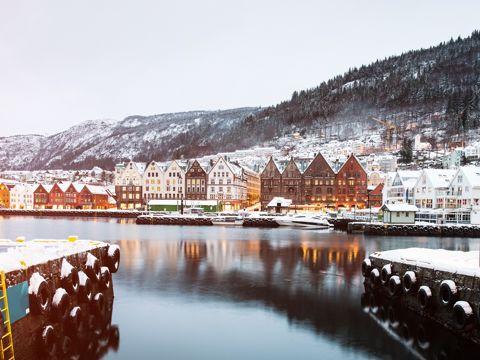 Croisière Fjords & Spitzberg