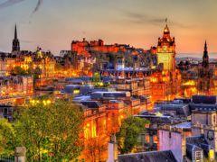 Crociere Edimburgo