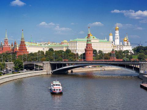 Croisière sur la Volga de Moscou à Saint-Pétersbourg