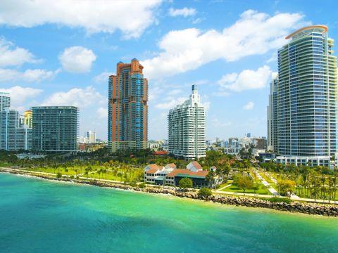 Croisière de luxe de Miami à Lima