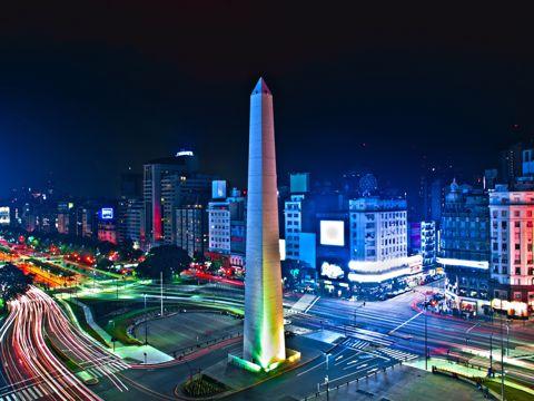 Croisière de luxe Nouvel An Amérique du Sud