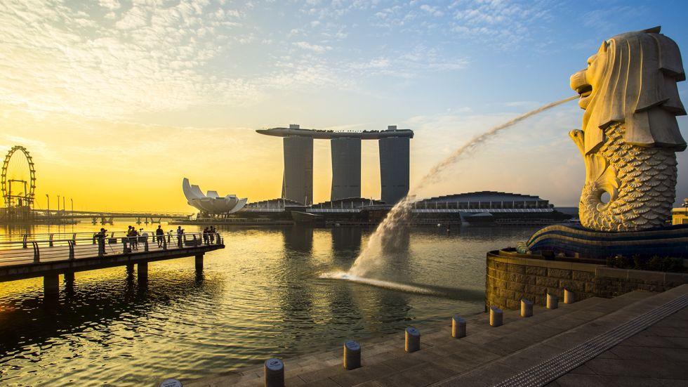Crociere Singapore