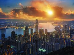 Crociere Hong Kong