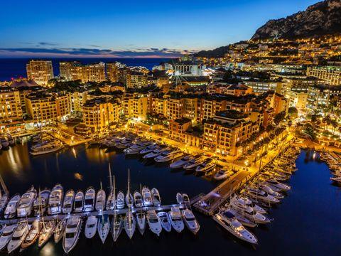 Crociera Transatlantica da Monte Carlo a Fort Lauderdale