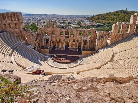 Crucero de Atenas (Pireo) a Barcelona