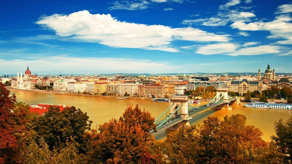Cruceros Budapest