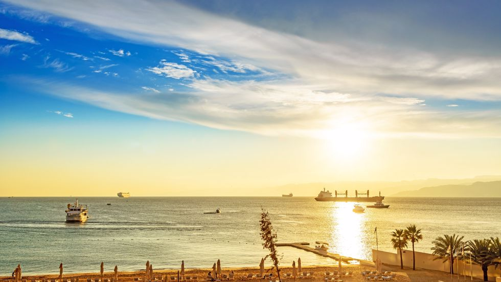 Cruceros Aqaba