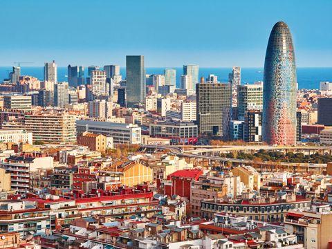 Crucero Mediterráneo y Atlántico de Barcelona a Monte Carlo