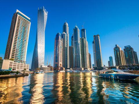 Crucero Dubái - Southampton