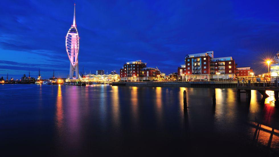 Cruceros Portsmouth