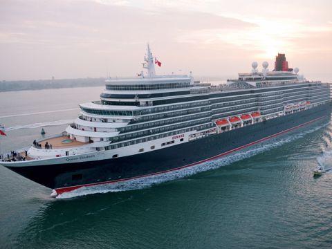 Crociera Cunard da Yokohama a Vancouver