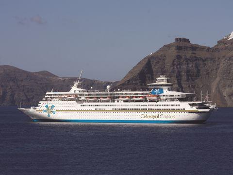 Crucero Icónico Egeo