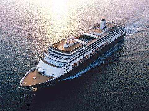 Crucero Mares del Norte de Rotterdam