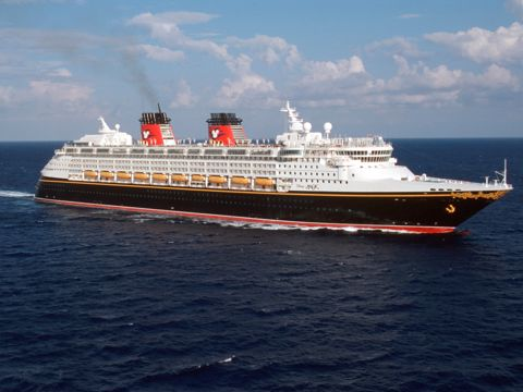 Croisière Disney Magic de New York